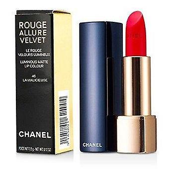 Rouge Allure Velvet - # 46 La Malicieuse 3.5g or 0.12oz