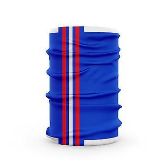 Glasgow Rangers FC Farben Snood Gesicht Maske Schal Fußball Club Buff Kopfbedeckung Tube