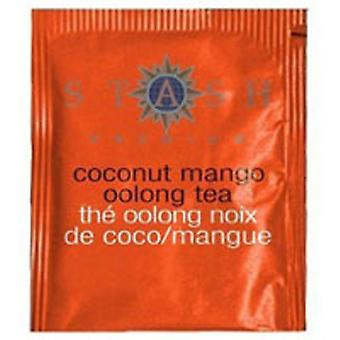 Stash Tea Coconut Mango Oolong Tea, 18 Bags