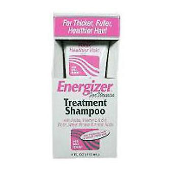 Hobe Labs Energizer Treatment Shampoo, for Women 4 Oz
