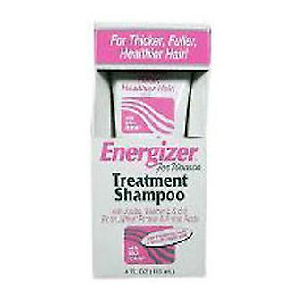 Hobe Labs Energizer Treatment Shampoo, for Women 4 Oz