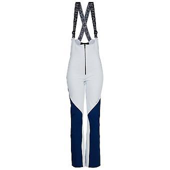Spyder STRUTT BIB Girls Softshell Winter Pants White