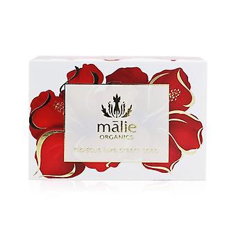 Malie Organics Luxe Cream Soap - Hibiscuc 4oz