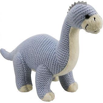Pletený Brontosaurus 11,5 palců