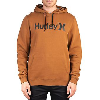 Hurley One & Only Pullover Hoody in Lt British Tan