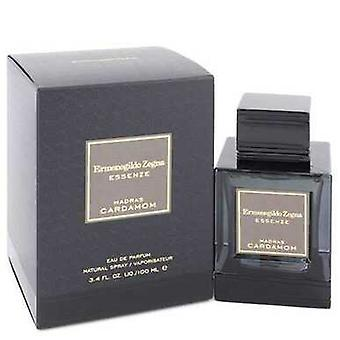 Madras Cardamom By Ermenegildo Zegna Eau De Parfum Spray 3.4 Oz (men) V728-546511