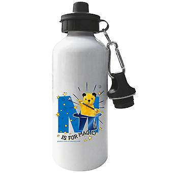 Sooty M Is For Magic Aluminium Sports Water Bottle