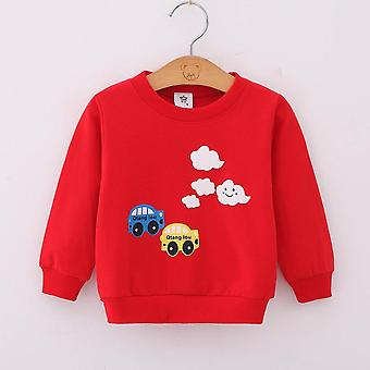 Hoodies, Sweatshirts, Cartoon Heart Tracksuit Clothes For Newborn, Toddler Baby