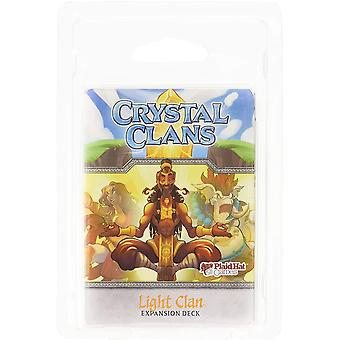 Crystal Clans Light Clan Expansion Deck