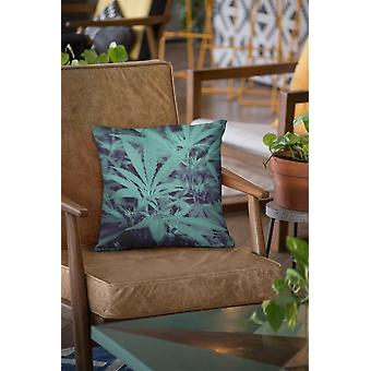 Pegged night weed cushion/pillow