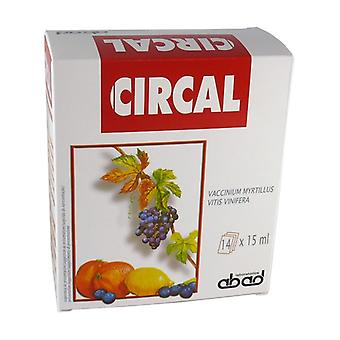 Circal 14 packets of 15ml