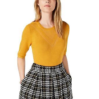Maison Jules | Tonal Crewneck Intarsia Sweater