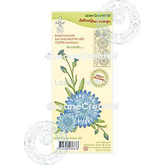 Leane Creatief Cornflower 3D Clear Stamps