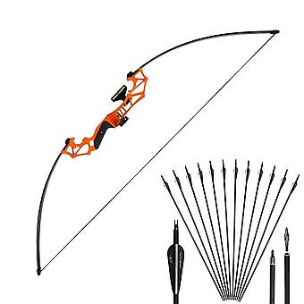 Archery Hunting Take Down Bow For Outdoor Fishing Shooting