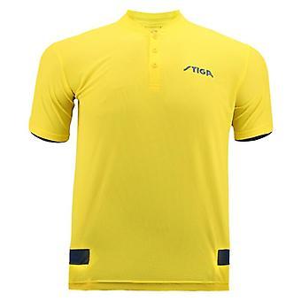 Nova camiseta original de tênis de mesa, fast dry sports short