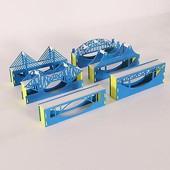 6 Typ / Zestaw Plastikowy Model Most do fizycznego nauczania Eksperyment Demonstracji