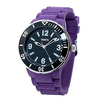 Unisex Watch Watx & Colors RWA1300-C1520 (Ø 45 mm)