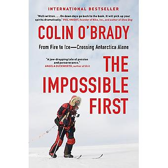 The Impossible First by Colin OBrady