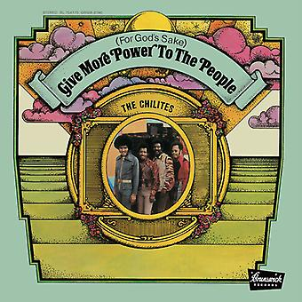 Chi-Lites - (For God's Sake) Give More Power To The People [Vinyl] USA import