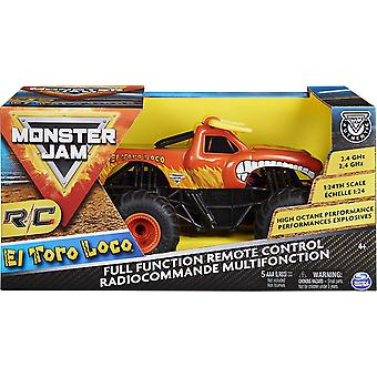 Monster Jam RC - 1/24.