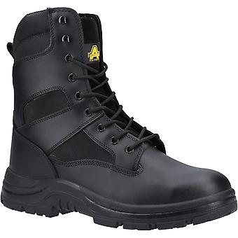 Amblers fs008 safety boots water resistant high-leg  womens