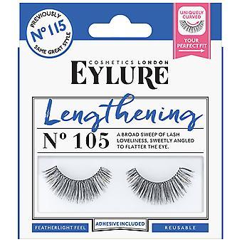 Eylure Lengthening False Eyelashes Nº105