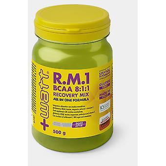 + Watt R, M,1 Bcaa 8:1:1 Recovery Mix naranja 500 gr