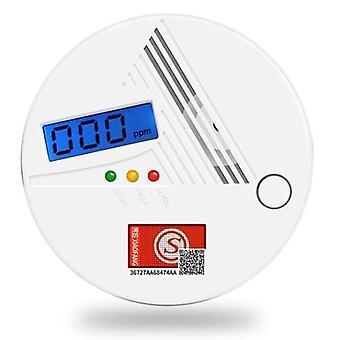 Carbon Monoxide Alarm Detector Co Alarm Detector