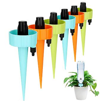 36pcs gardening automatic watering device, gardening plant dripping device