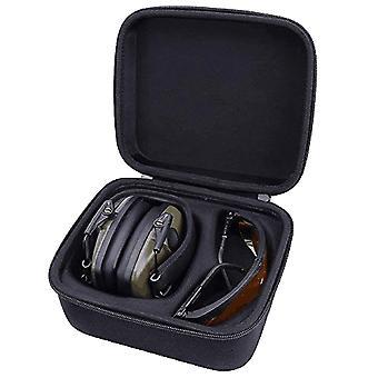 Hart Taschen Hülle für Honeywell 1013530 Howard Leight Impact Sport Ohrenschützer mit Schutzbrille