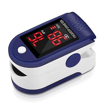 Medical Device Finger Pulse Oximeter With Lcd Display, Spo2 And Pr Measurement