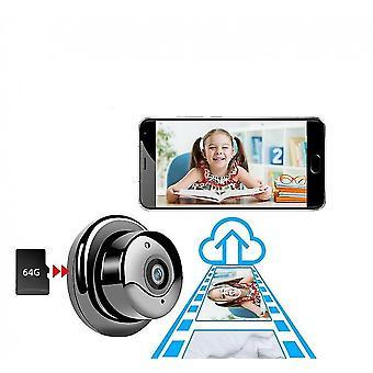 1080p Kannettava Pieni Wifi Wlan Hd Ip-valvontakamera
