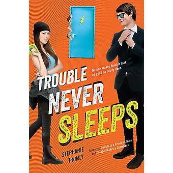 مشكلة لا ينام من قبل ستيفاني ترومسلي