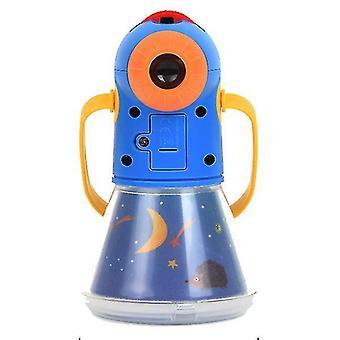 Mi Lu MD1103 Lasten monitoiminen tarina projektori 3-in-1 Tähtitaivaa Sleeping Light WS34147