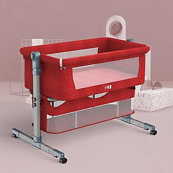 Baby Portable Foldable Nest Rocker Bed