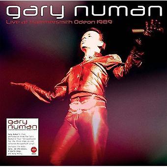 Gary Numan – Live at Hammersmith Odeon 1989 Red Vinyl