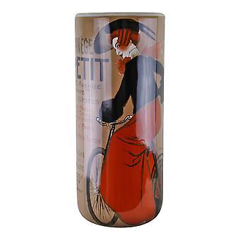 Schirmständer, Manege Petit Design mit kostenloser Vase