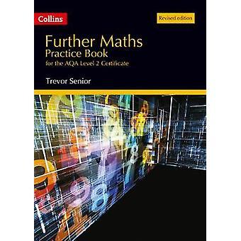 Libro de práctica de matemáticas adicional para el certificado de nivel 2 de AQA