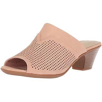 Easy Street Dames POSH Heeled Sandal Blush 6.5 2W US