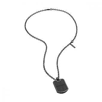 Police jewels men's necklace  pj26400psugr03