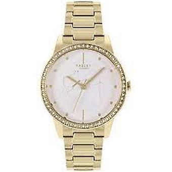 Radley Ry4554 White Dial Metal Bracelet Ladies Watch