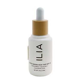 ILIA Super Serum Skin Tint SPF 40 - # ST11 Matira (Medium With Cool Undertones) 30ml/1oz