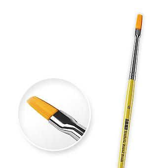 弾薬 バイ ミグ - 合成フラット ブラシ サイズ 6