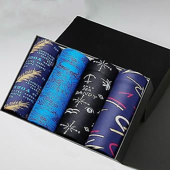Pánske spodné prádlo Boxer Print Priedušné pohodlné spodky