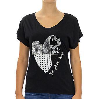 Desigual Women Knitted T-Shirt