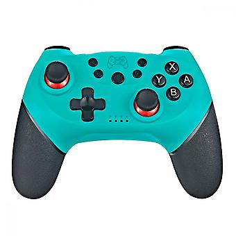 Extra Switch Controller Gamepad, Turbocharger, Sports, Dual Vibration, 6-axis Gyroscope, Rechargeable Remote Joystick With Wake-up Function, Wireless