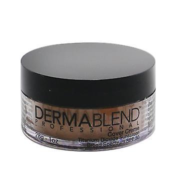 Dermablend täcka Creme brett spektrum SPF 30 (High Color täckning) - choklad brun 28g / 1oz