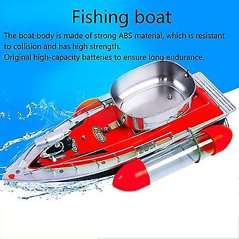 Robotic toys mini electric rc bait boat remote control fish finder waterproof fishing boat