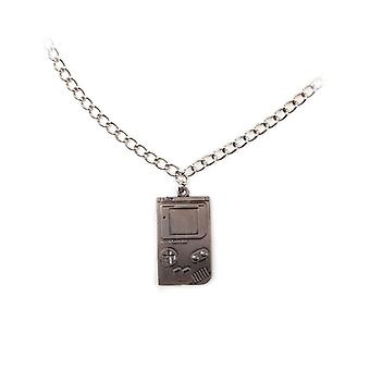 Nintendo Game Boy Metal Necklace One Size (JE101312NTN)