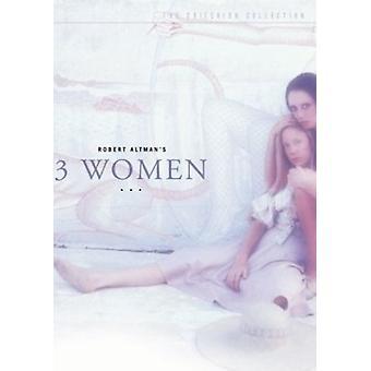 Importare 3 donne [DVD] Stati Uniti d'America